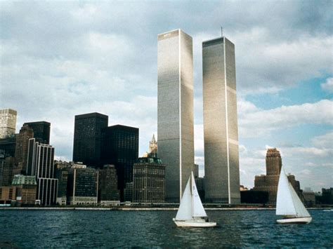 THEN AND NOW: How New York City s World Trade Center has ...