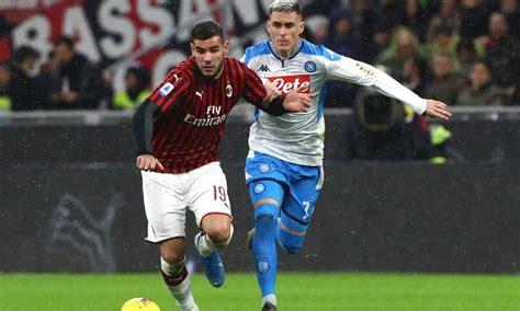 Theo Hernandez:  Ero a un passo dal Napoli, ho scelto il ...