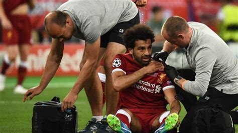 There is a petition to get Ramos punished for Salah injury ...