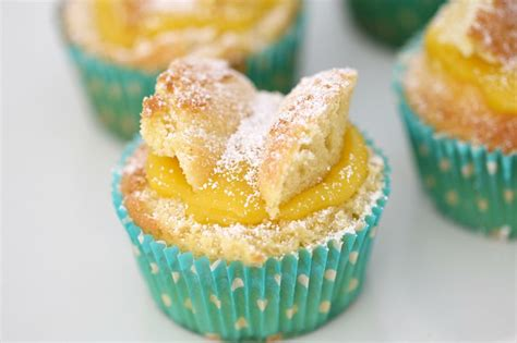 Thermomix Lemon Curd Cupcakes   Thermobliss