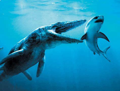 These are DINOSAUR! — Pliosaurus brachydeirus