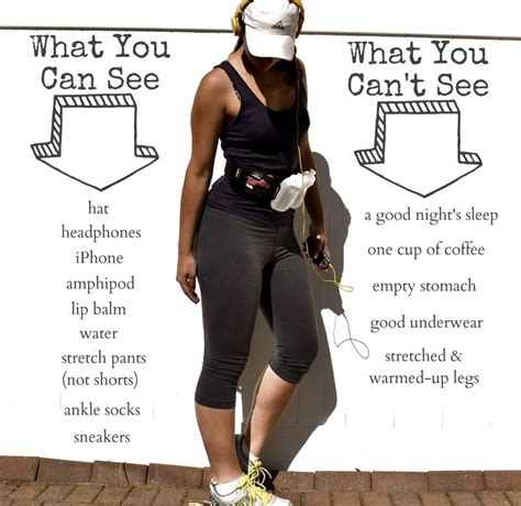 These are some essentials I need when I go for a jog/run ...