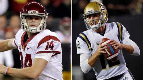 These UCLA USC rivals began the season as benchwarmers ...
