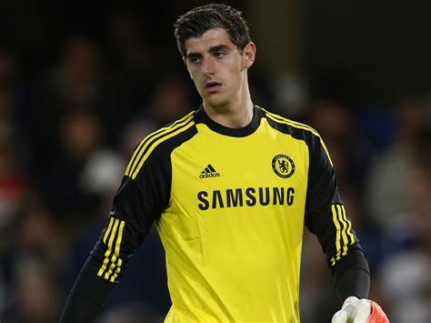 Thibaut Courtois   Real Madrid | Player Profile | Sky ...