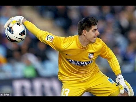 Thibaut Courtois   Top 10 Saves 2014 HD   YouTube