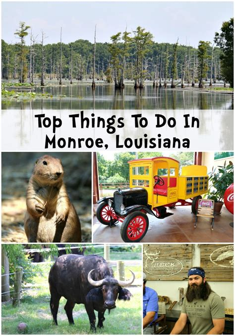 Things To Do In Monroe, Louisiana   Oh, the Places We Travel!