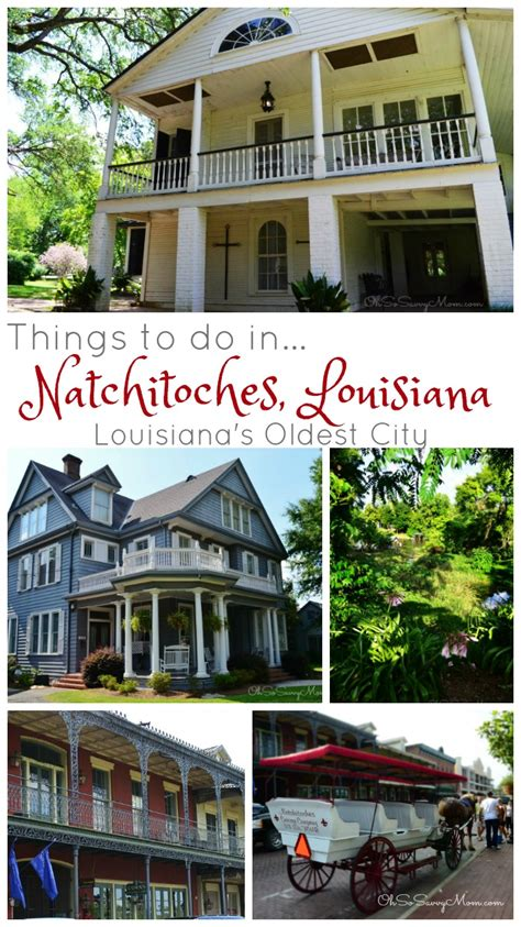Things to do in Natchitoches, the Oldest City in Louisiana ...
