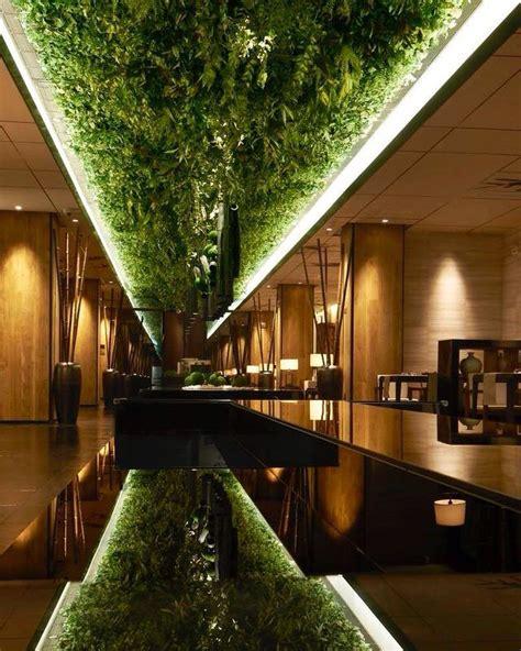 Think Green Teto verde Prism Design   Moonlit Garden Wuxi ...
