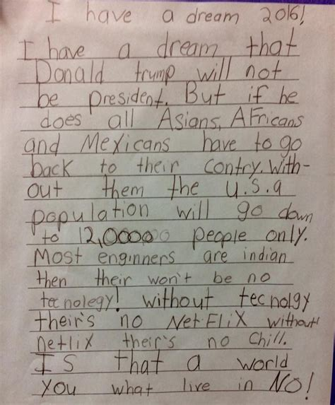 Third grader brilliantly uses  Netflix and chill  to shut ...