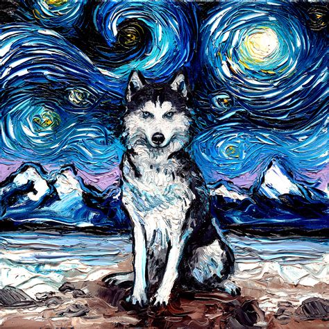 This Artist revamps Vincent van Gogh's 'Starry Night' with ...