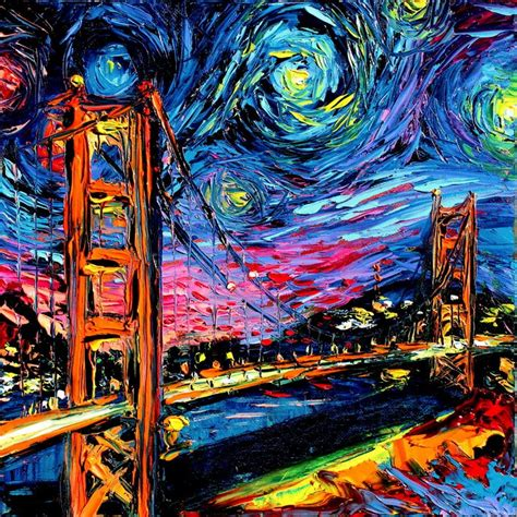 This artist was mistakenly featured as Van Gogh, and ...