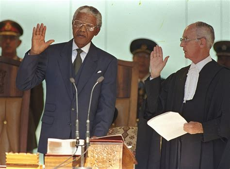 This Day in History: Mandela Become South Africa's First ...