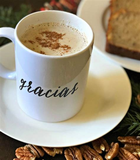This Easy Pecan Atole Recipe only needs a few ingredients ...