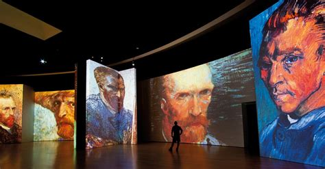This exhibition is bringing Van Gogh to the UAE in a way ...