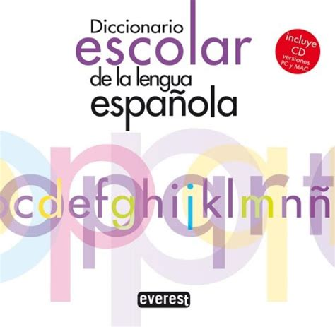 This Free Books: Diccionario escolar de la Lengua Espanola ...