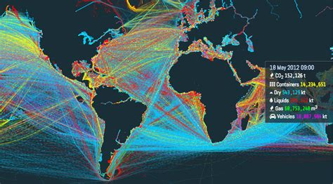 This is an incredible visualization of the world s ...
