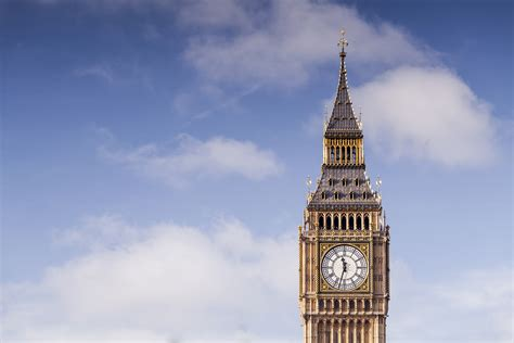 This Is Why London's Big Ben Is About to Go Silent for 4 ...
