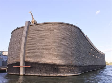 This man built a full scale, $4.6 million replica of Noah ...