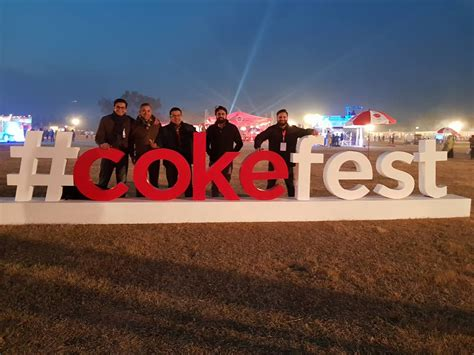 This Season of Coca Cola Food and Music Festival is all ...