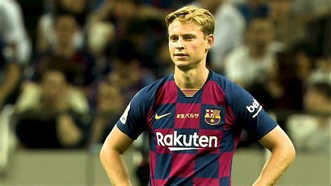 This was Frenkie de Jong Barcelona Debut vs Chelsea Every ...