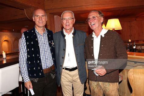 Thomas Beckenbauer , Franz Beckenbauer, Walter Beckenbauer ...