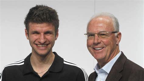 Thomas Muller like Franz Beckenbauer   Bayern CEO ...