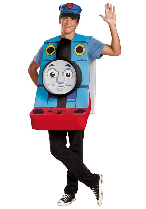 Thomas the Tank Engine Classic Adult Costume