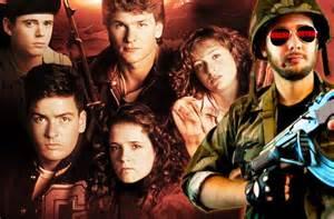THOMPSONATOR CHRONICLES: RED DAWN  1984  MACHO METER MOVIE ...