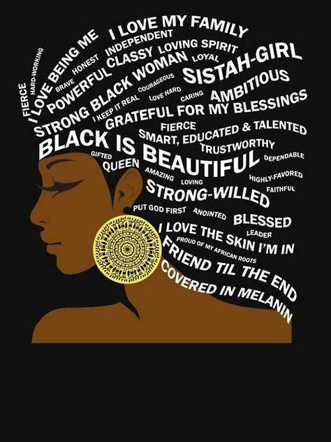 Thoughts & Musings — Good morning    Black girl art ...