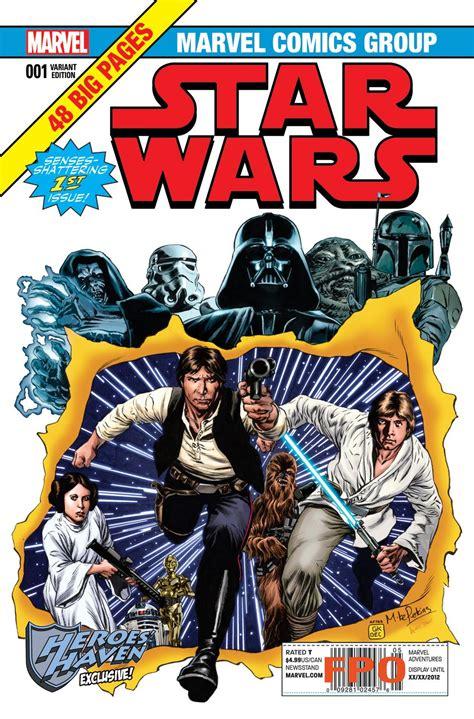 Threat Level: WEDNESDAY!   Star Wars #1: Aaron & Cassady ...