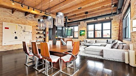 Three of the loftiest Chicago timber lofts for sale ...
