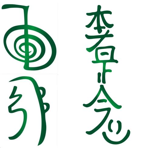 Three Things You Didn t Know about the Main Reiki Symbols ...