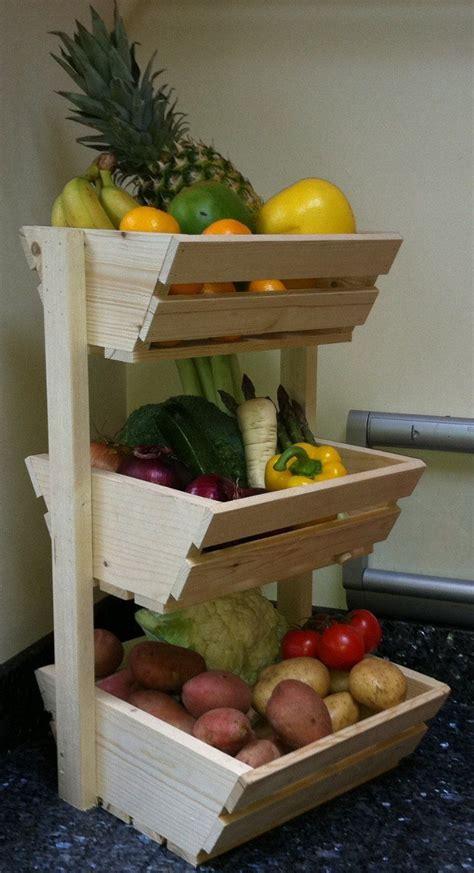 three tier vegetable rack: Amazon.co.uk: Kitchen & Home ...
