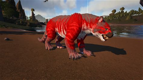 Thylacoleo   Official ARK: Survival Evolved Wiki