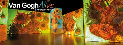 Ticketbell   La exposición de Van Gogh Alive – The ...