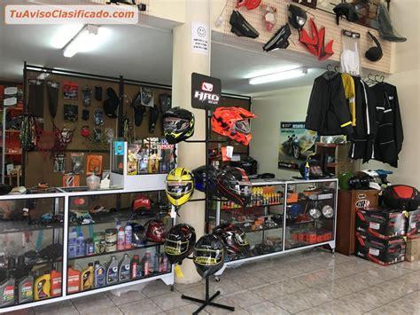 Tienda de accesorios, repuestos, lubricantes y artículos ...