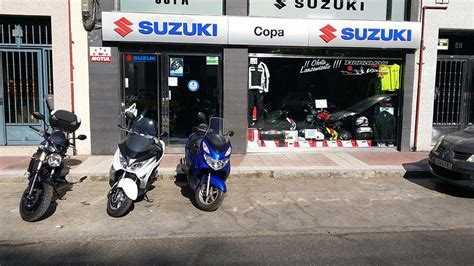 Tienda de motos en Valladolid   Motos Copa