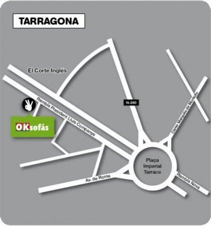 Tienda de sofás en Tarragona 2   OKsofás