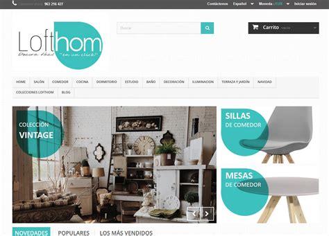 Tienda online de Muebles y Artículos de Decoración para el ...