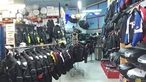 Tienda ropa de moto en Mataró