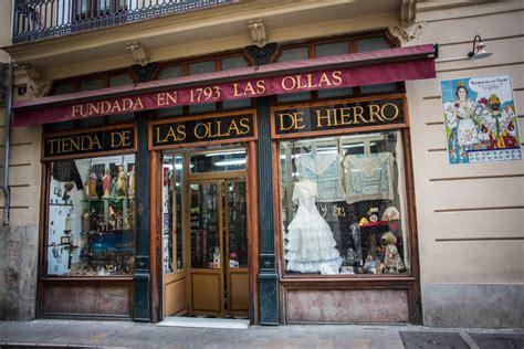 Tiendas antiguas de Valencia   Guía Repsol