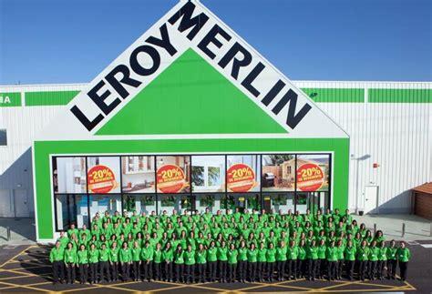 Tiendas: Céntricos y online: el plan de Leroy Merlin y ...