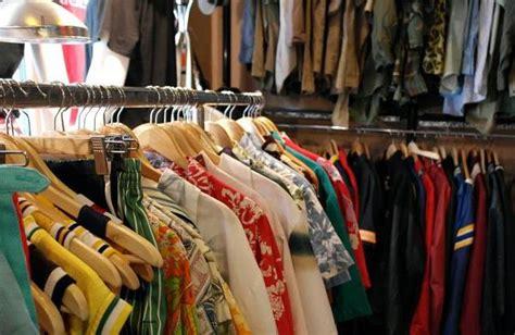 Tiendas de ropa de segunda mano en Madrid