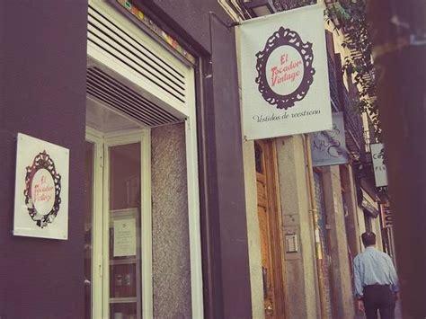 Tiendas vintage en Madrid   Ropa de segunda mano   Time ...