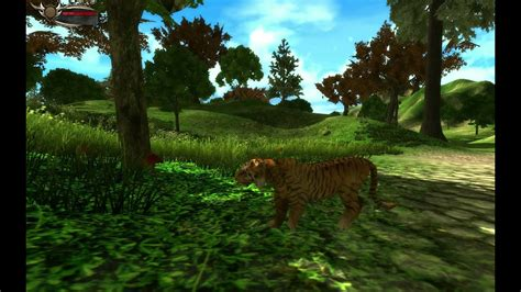 Tiger walk cycle Helios Online [Unity3D]   YouTube