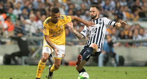 Tigres vs. Monterrey EN VIVO por Liga MX vía TDN y Canal ...
