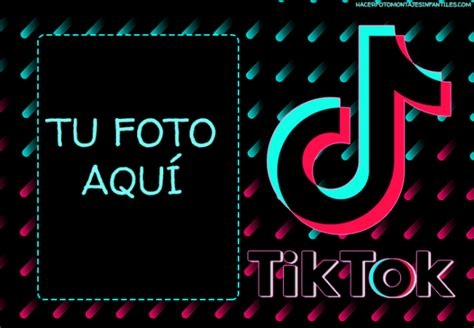 Tik Tok fotomontajes | Fotomontajes infantiles