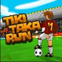 Tiki Taka Run   Juegos de gratis en jugar online.com