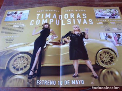 Timadoras compulsivas 2019 pelicula completa en español ...