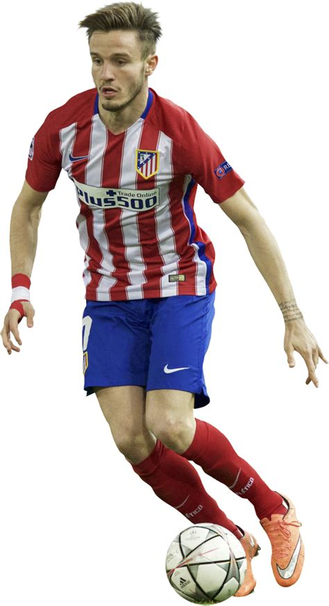 TIME FOR RENDERS: Saul Ñiguez